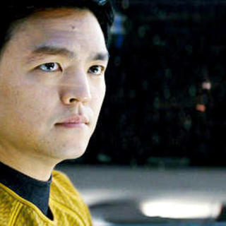 John Cho stars as Hikaru Sulu in Paramount Pictures' Star Trek (2009) - star_trek13