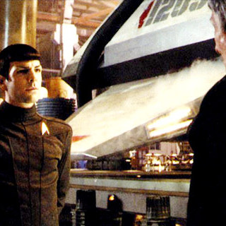 Star Trek - Zachary Quinto stars as Spock in Paramount Pictures' Star Trek (2009)