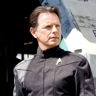 Star Trek - Bruce Greenwood stars as Capt. Christopher Pike in Paramount Pictures' Star Trek (2009)