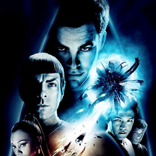 Poster of Star Trek (2009) - star_trek_poster05