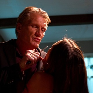 Dolph Lundgren stars as Andy Spector in After Dark Films' Stash House (2012)