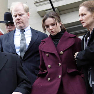 Jim Gaffigan, Amber Tamblyn and Melissa Leo in Regent Releasing' Stephanie Daley (2007)