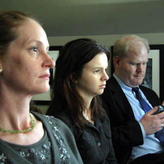 Melissa Leo, Amber Tamblyn and Jim Gaffigan in Regent Releasing' Stephanie Daley (2007)
