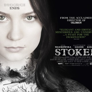 Poster of Fox Searchlight Pictures' Stoker (2013)