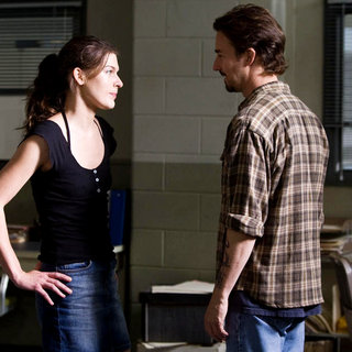 Milla Jovovich stars as Lucetta and Edward Norton stars as Gerald 'Stone' Creeson in Overture Films' Stone (2010)