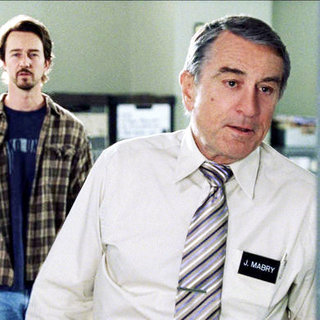 Edward Norton stars as Gerald 'Stone' Creeson and Robert De Niro stars as Jack Mabry in Overture Films' Stone (2010)