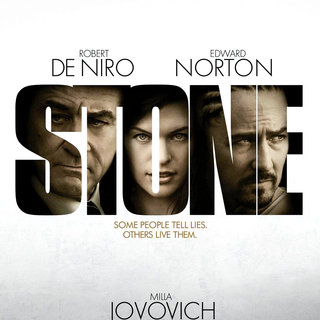 Poster of Overture Films' Stone (2010)