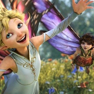 Dawn and Marianne from Touchstone Pictures' Strange Magic (2015)