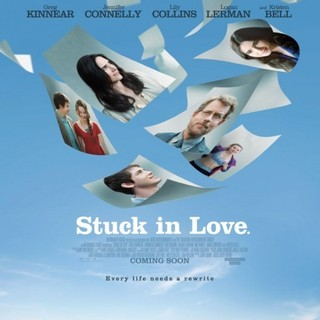 Poster of Millennium Entertainment's Stuck in Love (2013) - stuck-in-love-poster01
