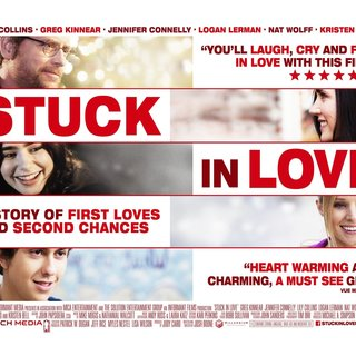 Poster of Millennium Entertainment's Stuck in Love (2013) - stuck-in-love-poster04