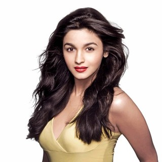 Alia Bhatt stars as Shanaya Singhania in Eros International's Student of the Year (2012)