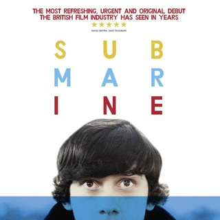 Poster of The Weinstein Company's Submarine (2011)