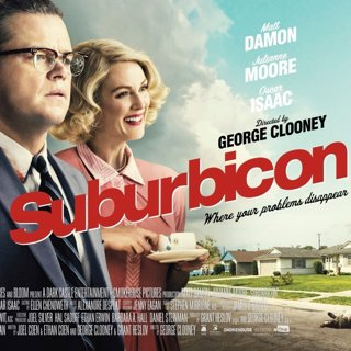 Poster of Paramount Pictures' Suburbicon (2017)