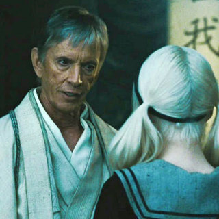 Scott Glenn stars as Wiseman and Emily Browning stars as Baby Doll in Warner Bros. Pictures' Sucker Punch (2011) - sucker_punch15