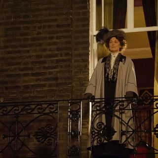 Meryl Streep stars as Emmeline Pankhurst in Focus Features' Suffragette (2015) - suffragette-image02