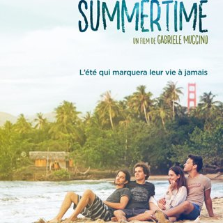 Poster of Indiana Production Company's Summertime (2017)