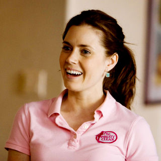 Amy Adams stars as Rose Lorkowski in Overture Films' Sunshine Cleaning (2009). Photo credit by Lacey Terrell.