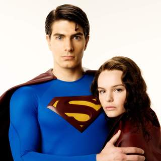 Superman Returns - Brandon Routh and Kate Bosworth in Warner Bros Pictures' Superman Returns (2006)