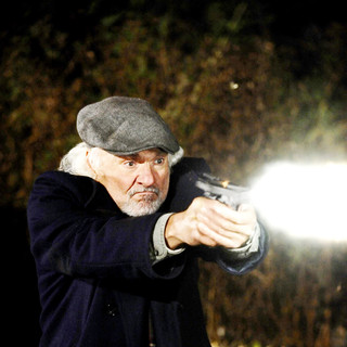Kenneth Welsh stars as Patrick O'Flynn in Artfire Films' Survival of the Dead (2010)