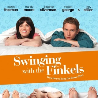 Poster of Freestyle Releasing' Swinging with the Finkels (2011)