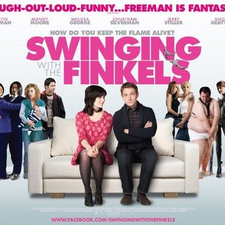 Poster of Uno Films' Swinging with the Finkels (2011)