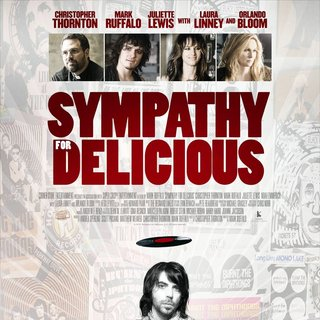 Poster of Maya Entertainment's Sympathy for Delicious (2011) - sympathy_for_delicious_pster01