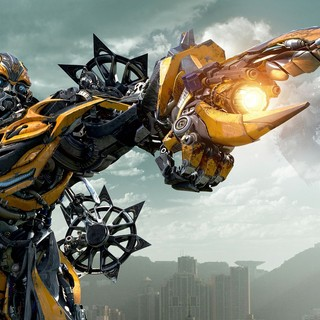 Transformers: Age of Extinction - Bumblebee from Paramount Pictures' Transformers: Age of Extinction (2014)
