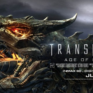 Poster of Paramount Pictures' Transformers: Age of Extinction (2014)