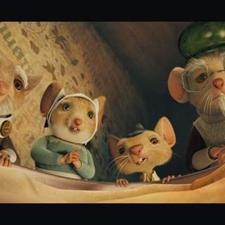 The Tale of Despereaux Picture 2