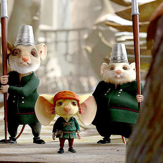 The Tale of Despereaux Picture 27