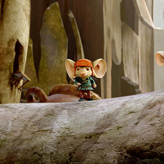 Tale of Despereaux, The - A scene from Universal Pictures' The Tale of Despereaux (2008)