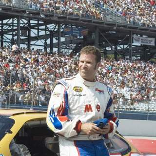 Talladega Nights: The Ballad of Ricky Bobby - Will Ferrell as Ricky Bobby in Columbia Pictures' Talladega Nights: The Ballad of Ricky Bobby (2006)
