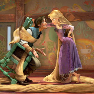 Tangled - A scene from Walt Disney Pictures' Tangled (2010)