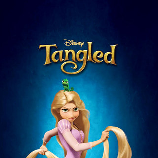 Tangled - Poster of Walt Disney Pictures' Tangled (2010)