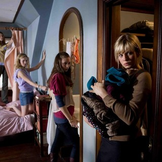 Amy Ferguson, Brie Larson, Rooney Mara and Georgia King in Anchor Bay Films' Tanner Hall (2011) - tanner-hall-pic05