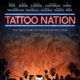 Poster of D&E Entertainment's Tattoo Nation (2013)