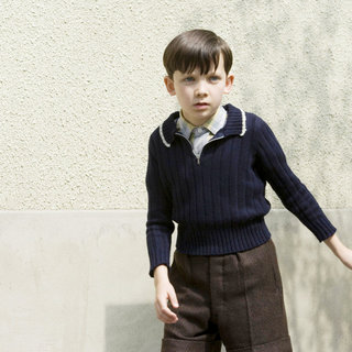 Asa Butterfield stars as Bruno in Miramax Films' The Boy in the Striped Pajamas (2008) - tbitsp12