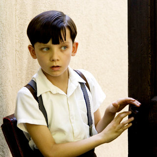 Asa Butterfield stars as Bruno in Miramax Films' The Boy in the Striped Pajamas (2008) - tbitsp20