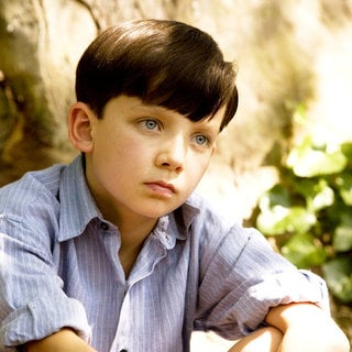 Asa Butterfield stars as Bruno in Miramax Films' The Boy in the Striped Pajamas (2008) - tbitsp23