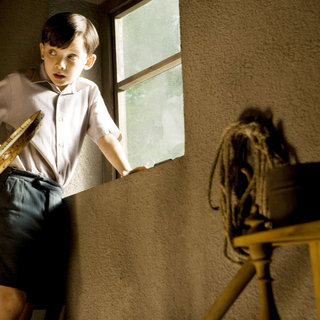 Asa Butterfield stars as Bruno in Miramax Films' The Boy in the Striped Pajamas (2008) - tbitsp25