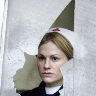 Anna Paquin stars as Irena Sendler in CBS' The Courageous Heart of Irena Sendler (2009)