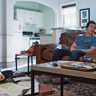 Amanda Seyfried, Mark Wahlberg and Ted in Universal Pictures' Ted 2 (2015)