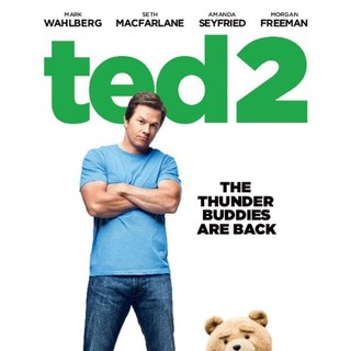 Poster of Universal Pictures' Ted 2 (2015) - ted-2-poster04