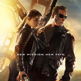 Terminator Genisys - Poster of Paramount Pictures' Terminator Genisys (2015)