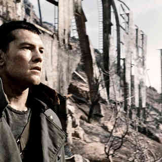 Terminator Salvation - Sam Worthington stars as Marcus Wright in Warner Bros. Pictures' Terminator Salvation (2009)