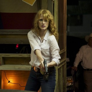 Jessica Chastain in Anchor Bay Films' Texas Killing Fields (2011)
