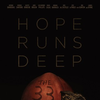 33, The - Poster of Warner Bros. Pictures' The 33 (2015)