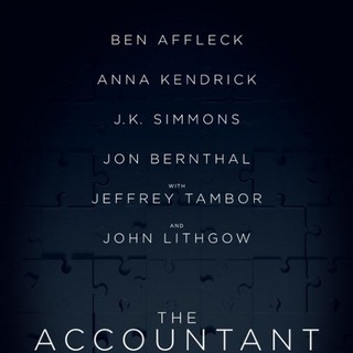 Poster of Warner Bros. Pictures' The Accountant (2016)