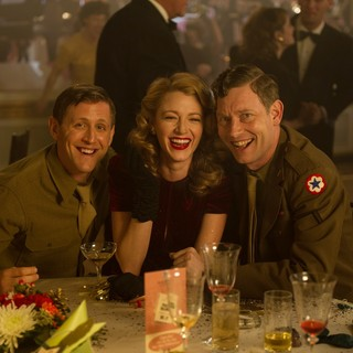 Age of Adaline, The - Primo Allon, Blake Lively and Darren Dolynski in Lionsgate Films' The Age of Adaline (2015)