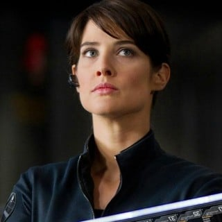 Avengers, The - Cobie Smulders stars as Maria Hill in Walt Disney Pictures' The Avengers (2012)